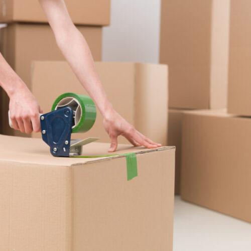 Embalaje de muebles para mudanzas